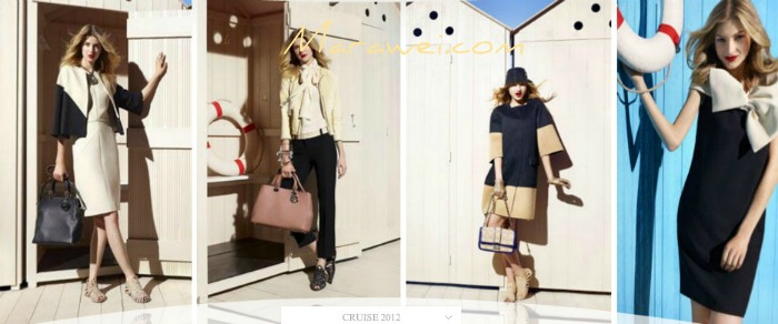 The Anselm Reyle collection from Dior